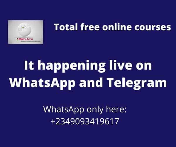 A join online training